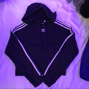Cropped Adidas Pullover